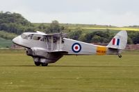 Photo: Privately owned, De Havilland DH-89A Dragon Rapide, G-AIYR