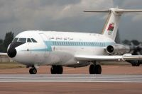 Photo: Omani Air Force, BAC One-Eleven 400, 553