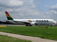 Photo: Ghana Airways, Boeing 767-300, TF-LLA