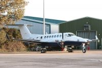 Photo: Royal Navy, Beech Super King Air, ZZ501