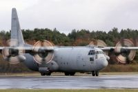 Photo: Royal Air Force, Lockheed C-130 Hercules, XV301