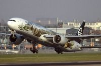 Photo: Air New Zealand, Boeing 777-300, ZK-OKP