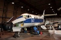 Photo: Royal Navy, British Aerospace Jetstream 31, XX486