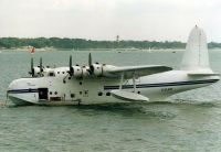 Photo: Privately owned, Shorts Brothers Sunderland Flyingboat, G-BJHS