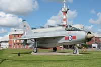 Photo: BAE Systems, English Electric Lightning, XS928