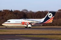 Photo: Jagson Airlines, Avro RJ-85 Avroliner, G-CFZM