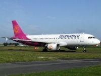 Photo: Iberworld Airlines, Airbus A320, EC-KEN