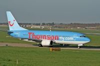 Photo: Thomsonfly, Boeing 737-300, G-THON