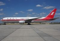 Photo: Shanghai Airlines, Boeing 767-300, B-2566