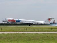 Photo: Belle Air, McDonnell Douglas MD-80, ZA-ARD