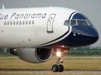 Photo: Blue Panorama Airlines, Boeing 757-200, EI-DNA