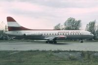 Photo: Austrian Airlines, Sud Aviation SE-210 Caravelle, OE-LCA