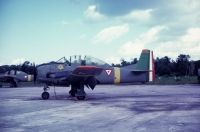 Photo: Mexican Air Force, North American T-28 Trojan, T28-935