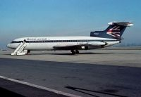 Photo: British Airways, Hawker Siddeley HS121 Trident, G-ARPZ