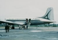 Photo: Air France, Douglas DC-4, F-BBDD