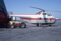 Photo: Autair Helicopters LTD., Sikorsky S-55, CF-KQD