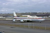 Photo: Boeing, Boeing 707-300, N707QT