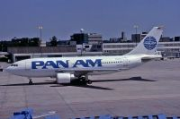 Photo: Pan Am, Airbus A310, N806PA