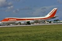 Photo: Avianca, Boeing 747-200, HK2910X