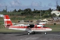 Photo: Air Mauritius, De Havilland Canada DHC-6 Twin Otter, 3B-NAB