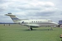 Photo: Untitled, Hawker Siddeley HS-125, 9J-RAN