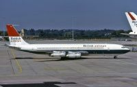 Photo: British Airtours, Boeing 707-300, G-FVPB