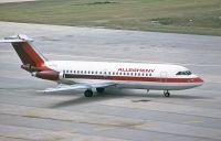 Photo: Allegheny Airlines, BAC One-Eleven 200, N1130J