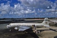 Photo: Dominicana, Douglas DC-4, HI-42
