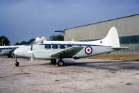Photo: Royal Navy, De Havilland DH-104 Dove, XK896
