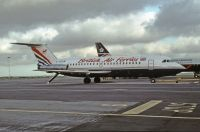 Photo: British Air Ferries - BAF, BAC One-Eleven 200, G-OCNW