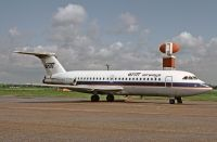 Photo: Britt Airways, BAC One-Eleven 400, N392BA