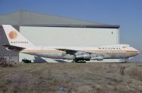 Photo: National Airlines, Boeing 747-100, N77772