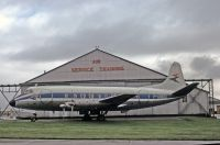 Photo: Air Inter, Vickers Viscount 700, F-BGNR