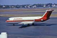 Photo: Allegheny Airlines, BAC One-Eleven 200, N1124J