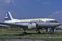 Photo: Aeropol, Ilyushin IL-14, SP-LNB