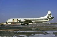 Photo: Universal Airlines, Lockheed L-188 Electra, N857U