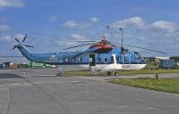 Photo: KLM Helicopters, Sikorsky S-64, PH-NZL