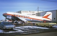 Photo: Air Commonwealth, Douglas DC-3, CF-KAH