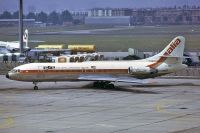 Photo: Alia - Royal Jordanian Airline, Sud Aviation SE-210 Caravelle, JY-ADG
