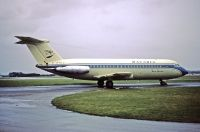 Photo: Bavaria, BAC One-Eleven 300, G-AVEJ