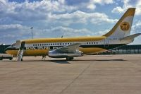 Photo: Royal Brunei Airlines, Boeing 737-200, VR-UEB