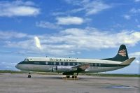 Photo: British Airways, Vickers Viscount 800, G-AOHT