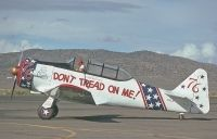 Photo: Untitled, North American Harvard, N30JF