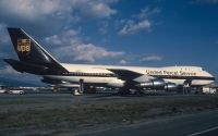 Photo: United Parcel Service - UPS, Boeing 747-100, N9675