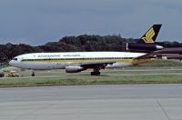 Photo: Singapore Airlines, McDonnell Douglas DC-10-30, 9V-SDD