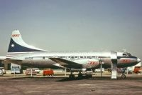 Photo: Trans Texas Airlines - TTA, Convair CV-240, N94239