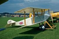 Photo: Untitled, Sopwith Strutter, 168