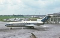 Photo: Sabena - Belgian World Airlines, Boeing 727-100, 00-STD