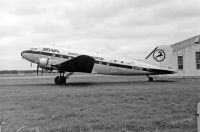 Photo: South West Aviation, Douglas DC-3, G-APBC