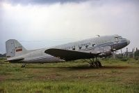 Photo: Indonesian Airways, Douglas DC-3, RI-001